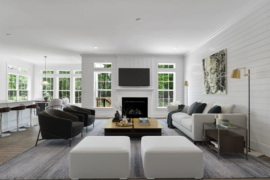 virtual staging 2021